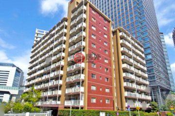 居外网在售日本Tokyo2卧1卫的房产总占地58平方米JPY 54,800,000