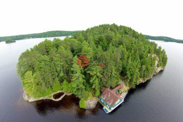 居外网在售加拿大亨茨维尔总占地2平方米的住宅用地