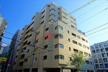 居外网在售日本大阪市2卧1卫的房产总占地70平方米JPY 24,800,000