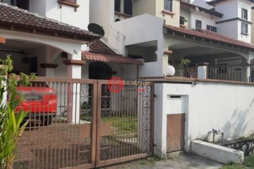 居外网在售马来西亚梳邦再也的房产总占地167平方米MYR 780,000