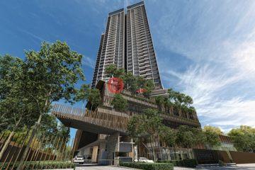 居外网在售马来西亚2卧2卫新开发的房产总占地81平方米MYR 1,163,041