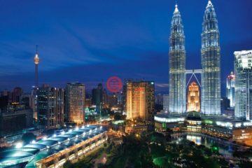 居外网在售马来西亚吉隆坡2卧3卫的房产总占地134709平方米MYR 1,100,000