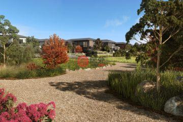 居外网在售澳大利亚4卧3卫新房的房产总占地488平方米AUD 739,000