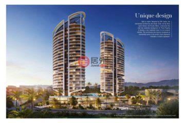 居外网在售塞浦路斯3卧3卫新开发的房产总占地167平方米EUR 2,380,000