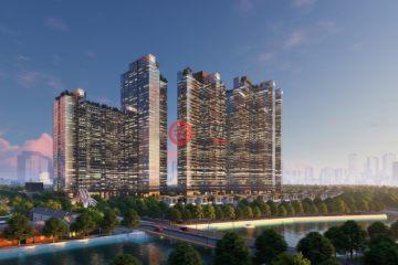 居外网在售越南2卧2卫新开发的房产总占地99000平方米USD 160,000