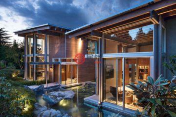 加拿大房产房价_不列颠哥伦比亚省房产房价_温哥华房产房价_居外网在售加拿大温哥华4卧7卫特别设计建筑的房产总占地2982平方米CAD 31,000,000