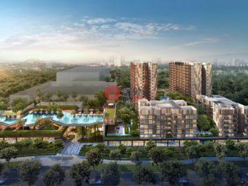 居外网在售新加坡新开发的新建房产SGD 1,023,000起