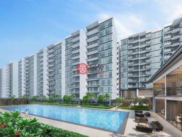 居外网在售新加坡新开发的新建房产SGD 966,000起