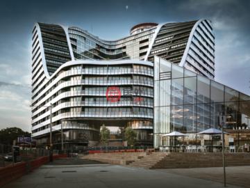 居外网在售澳大利亚2卧1卫新开发的房产总占地63平方米AUD 1,065,000