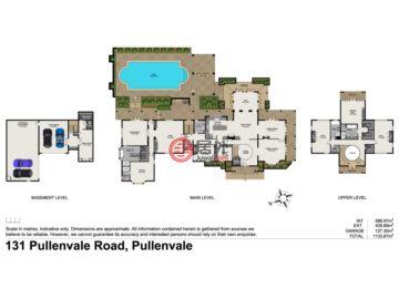 澳大利亚昆士兰普伦瓦勒的房产,131 PULLENVALE ROAD,编号54715652