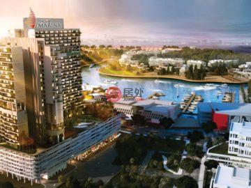 Johor Bahru新开发的新建房产