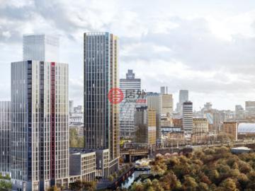 居外网在售英国3卧2卫特别设计建筑的新建房产总占地102平方米GBP 234,500起