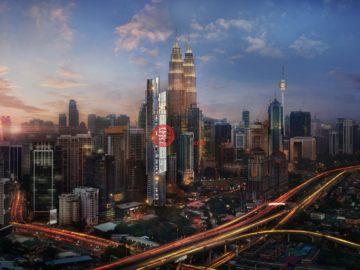 居外网在售马来西亚3卧2卫新开发的新建房产总占地1500平方米MYR 1,892,800起