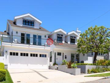 美国房产房价_加州房产房价_雷东多海滩房产房价_居外网在售美国雷东多海滩3卧3卫的房产总占地511平方米USD 2,620,000