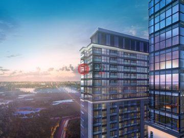 居外网在售阿联酋迪拜的新建房产总占地84平方米AED 820,000起