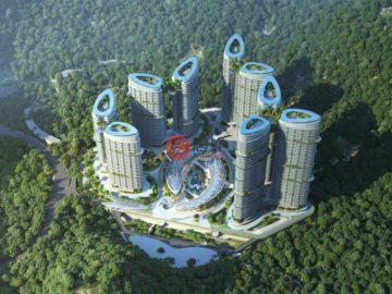 居外网在售马来西亚2卧2卫新开发的新建房产MYR 1,100,000起