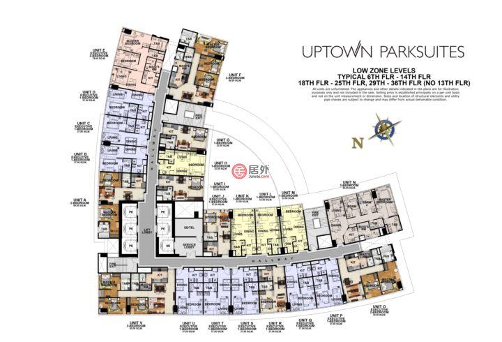 菲律宾National Capital RegionMakati的房产,9th avenue,编号54604511