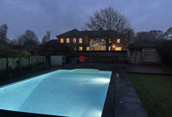 英国英格兰埃克塞特的独栋别墅,编号53553043