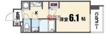 日本大阪府大阪市的房产,東小橋1-18-14,编号55423293