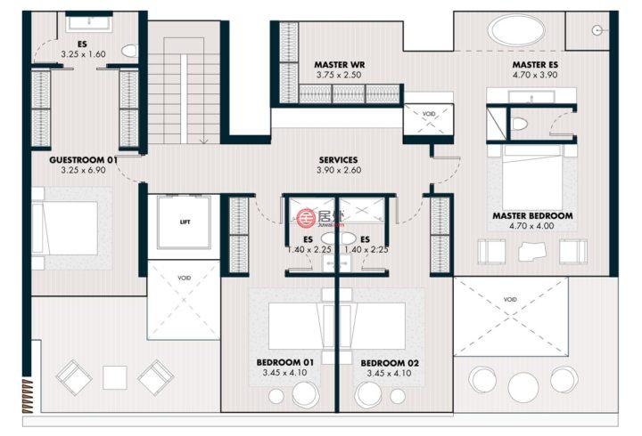塞浦路斯帕福斯帕福斯的房产,n/a,编号48152802