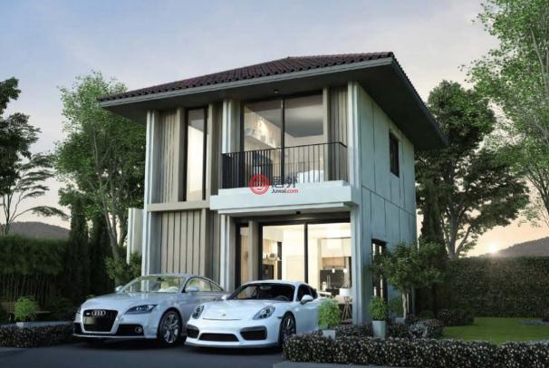 泰国清迈府清迈的房产,Millennium Ancient Tree Avenue,编号49673094