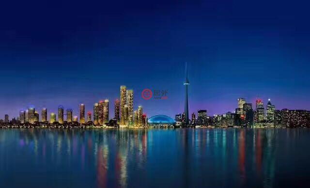 加拿大安大略省多伦多的房产,23 Spadina Ave,编号33709657