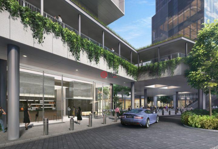 新加坡SingaporeSingapore的新建房产,滨海名汇 Midtown Bay 122 Beach Road,编号56922357