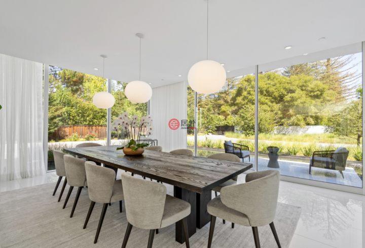 美国加州阿瑟顿的房产,276 Atherton Avenue,编号56018234