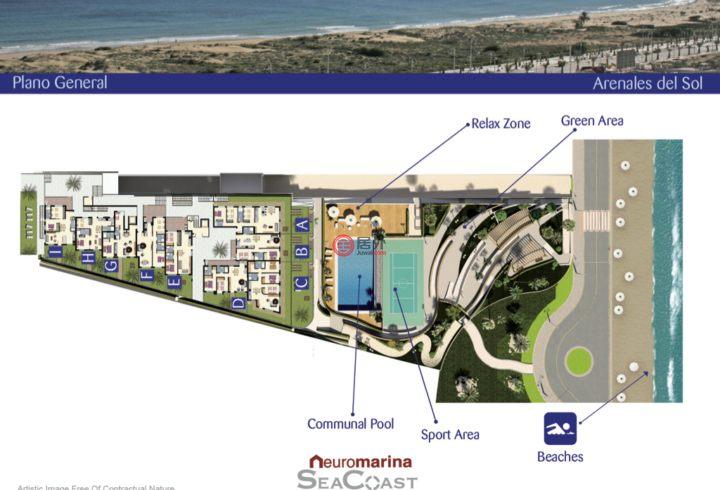 西班牙AlicanteAlicante的房产,编号38722465