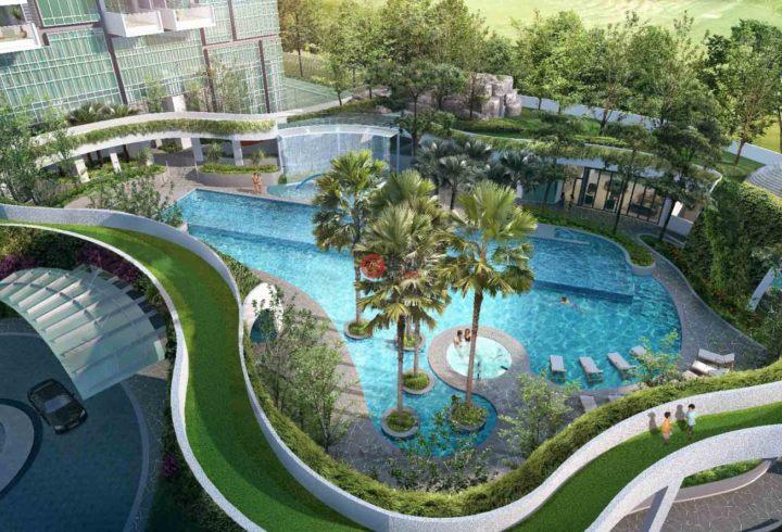 新加坡SingaporeSingapore的公寓,8 St Thomas Walk Singapore,编号57166817