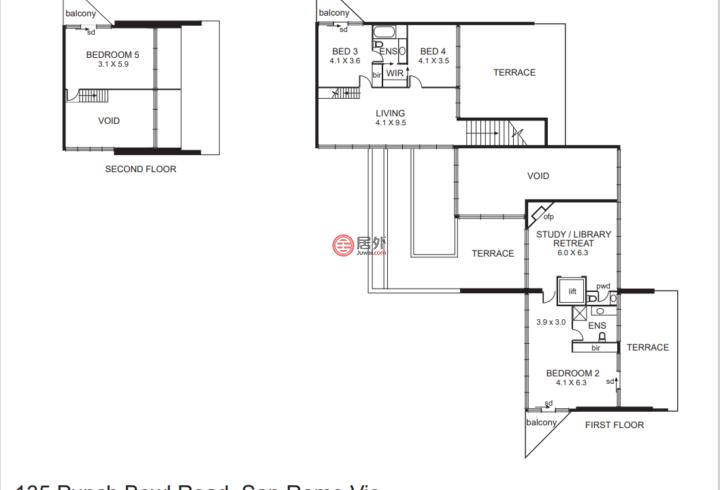 澳大利亚维多利亚州圣雷莫的房产,135 Punch Bowl Road,编号56512861