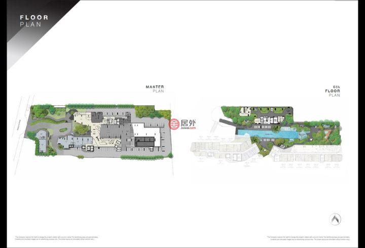 泰国Bangkok曼谷的新建房产,编号48129808