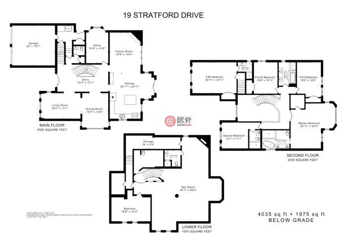 加拿大安大略省Richmond Hill的房产,Stratford Drive,编号50700535
