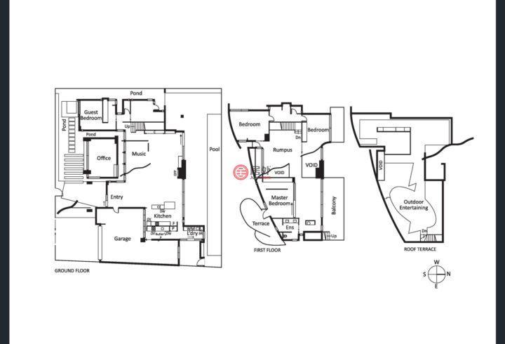 澳大利亚维多利亚州Brighton的房产,1 Blairgowrie Court,编号45904849