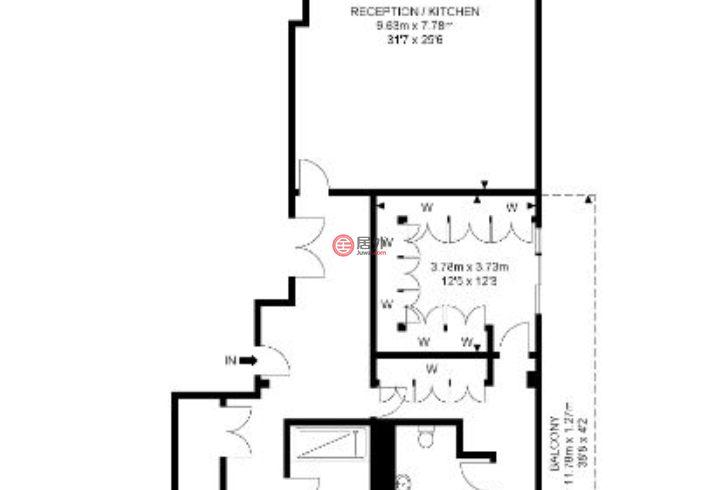 英国英格兰伦敦的房产,5 Cobblestone Square,编号49126871