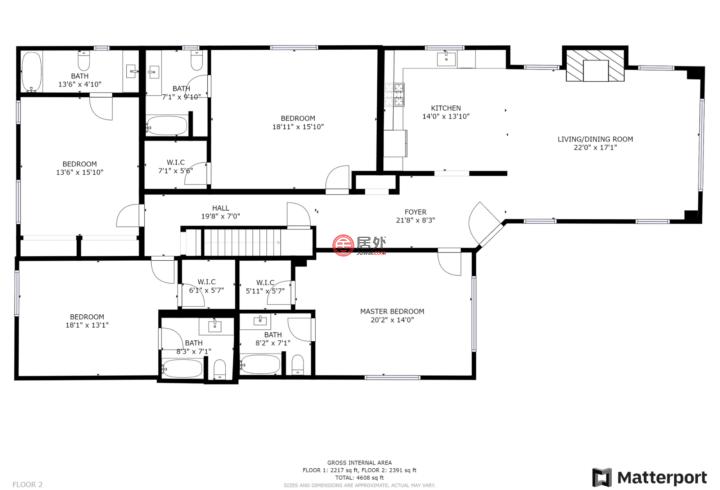 美国加州亚拉巴马, 奥克兰的房产,310 Lee St,编号55917284