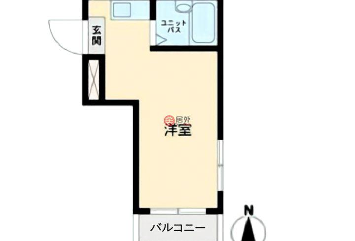 日本JapanTokyo的房产,编号54942446