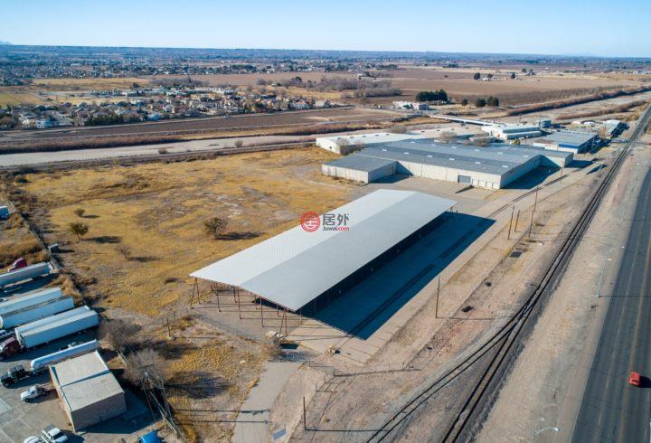 美国德克萨斯州埃尔帕索的仓库,110 W Borderland Rd,编号60075090