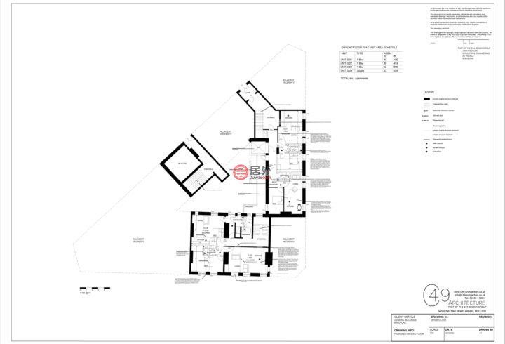 英国英格兰布莱德福的房产,编号56349605