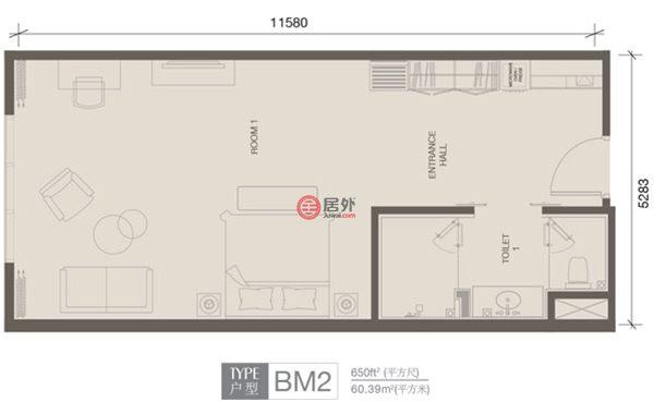 马来西亚Federal Territory of Kuala LumpurKuala Lumpur的房产,马来西亚吉隆坡,编号51785786