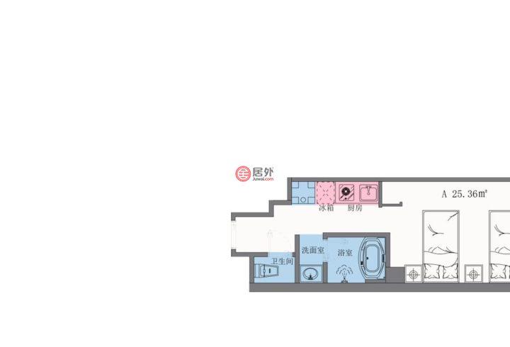 日本大阪府的新建房产,大阪市中央区瓦屋町1-14-16,编号49205360