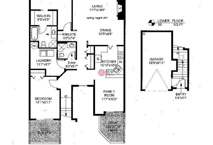 加拿大不列颠哥伦比亚省维多利亚的房产,Parklands Dr.,编号53942016