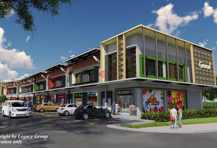 马来西亚沙巴斗亚兰的公寓,编号59500846