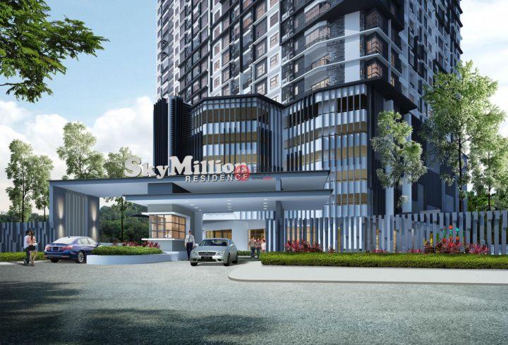 马来西亚沙巴兵南邦的公寓,编号59518266