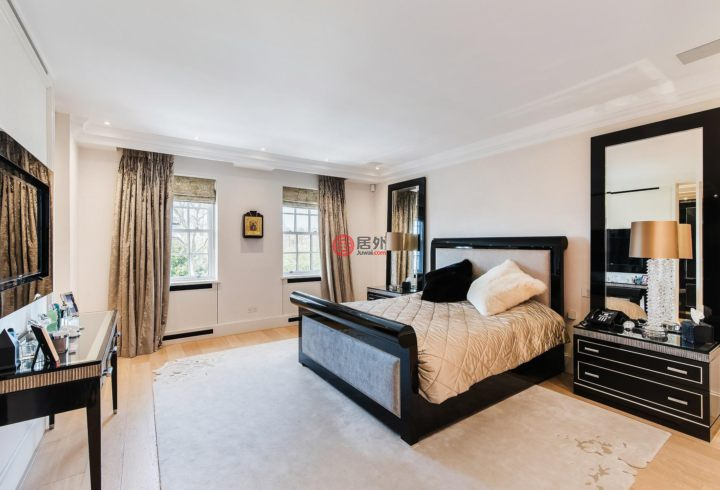 英国英格兰伦敦的独栋别墅,22 Marlborough Place,编号47225856