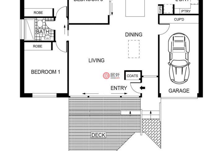 澳大利亚澳大利亚首都领地Cook的房产,8 Dugdale Street,编号49956816